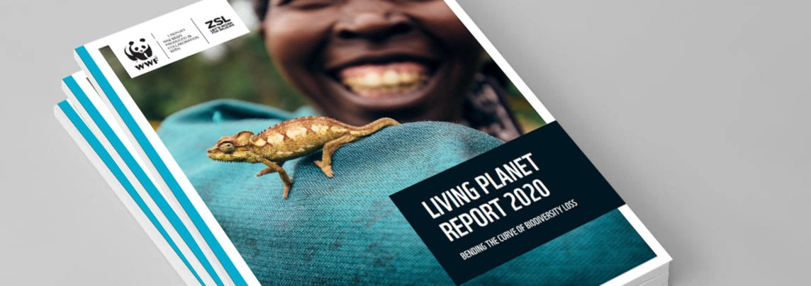 Living Planet Report 2020 booklet